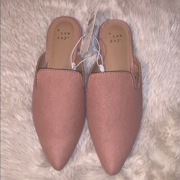 Target Shoes | Light Pink Loafers